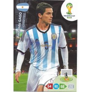 Fernando Gago BASE CARD