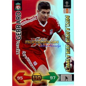 Steven Gerrard LIMITED EDITION