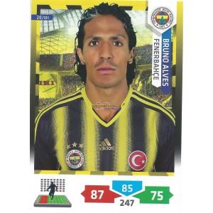 Bruno Alves BASE CARD
