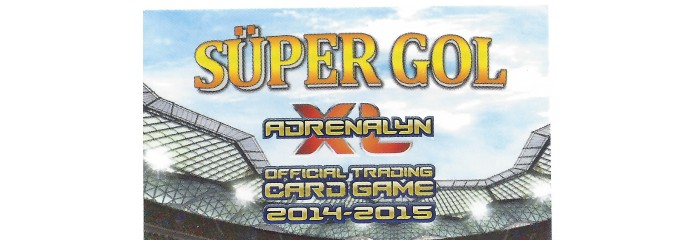 ADRENALYN SÜPER GOL 2014 - 2015