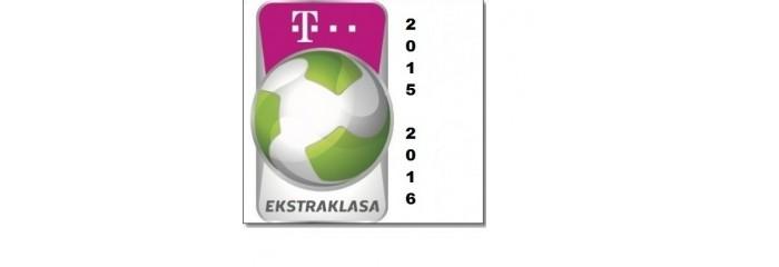 Ekstraklasa Polonia 2015-2016