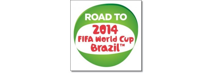 ROAD TO BRASIL 2014