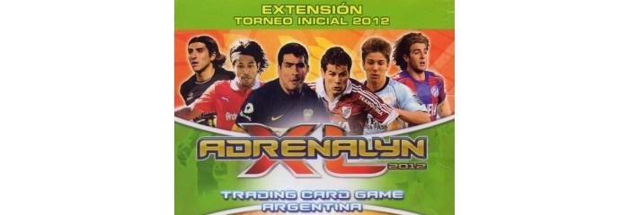 Extensión TORNEO Inicial 2012 Argentina