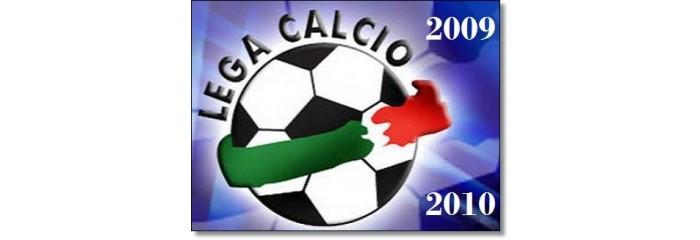 Calciatori 2009 - 2010