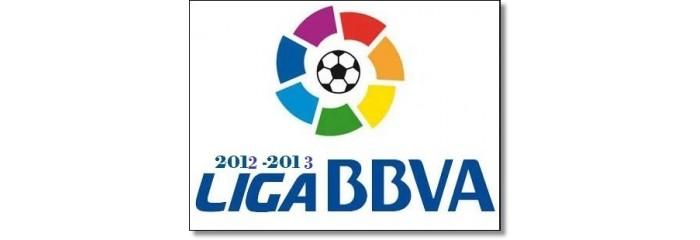 Liga BBVA 2012 - 2013