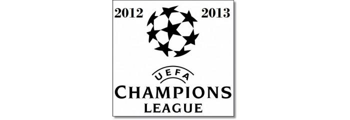 UEFA Champions League 2012 - 2013