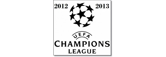 UEFA CL 2012 - 2013