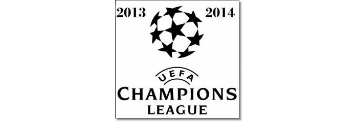UEFA Champions Legaue 2013 - 2014
