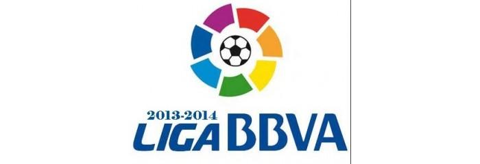 Liga BBVA 2013 - 2014
