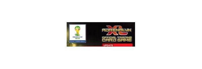 ADRENALYN XL Fifa WC 2014 Brasil 1ª UPDATE