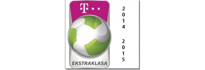 Ekstraklasa Polonia 2014-2015