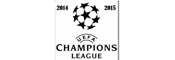 UEFA CL 2014 - 2015